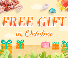 Free Gift in October