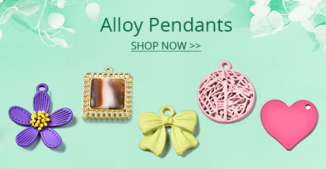 Alloy Pendants