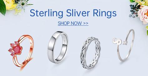 Sterling Sliver Rings