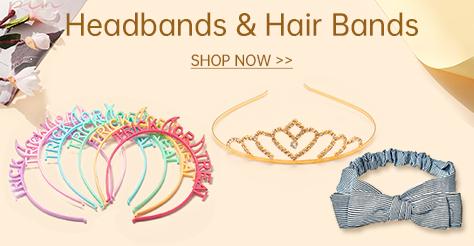 Headbands & Hair Bands